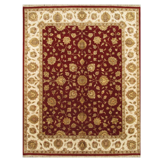 """Pasargad Agra Collection - 7'11"""" X 10'1"""" - Image 1 of 2"""