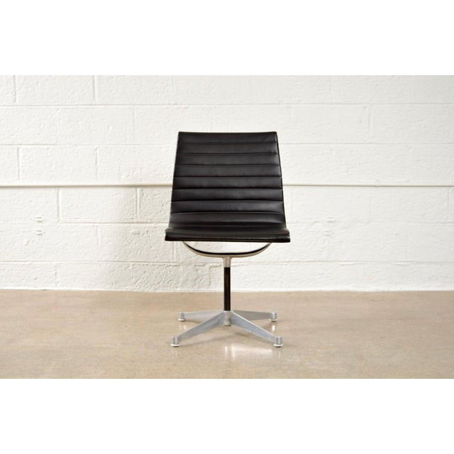 Original Eames for Herman Miller Aluminum Group Side Chair - Image 3 of 11