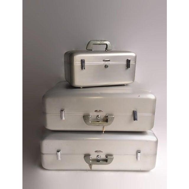 Iconic Mid-Century Halliburton Suitcase Collection - Image 3 of 10