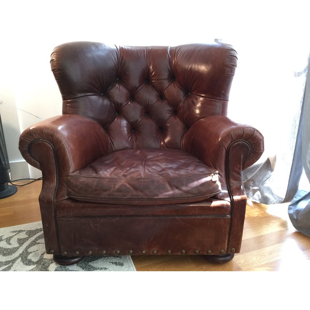 Image of The Ralph Lauren Writers Chair