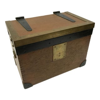 Antique Scientific Instrument Box