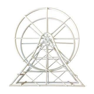 Ferris Wheel Letter or Napkin Holder