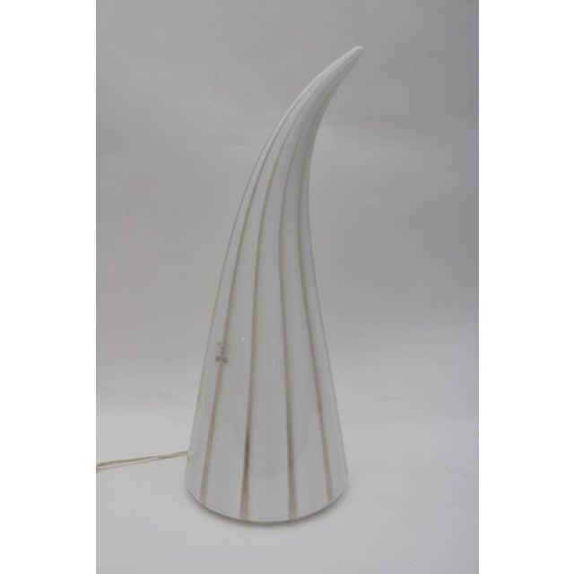 Vetri Murano Glass Table Lamp - Image 2 of 7