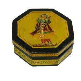 Hem Mughal Painted Box