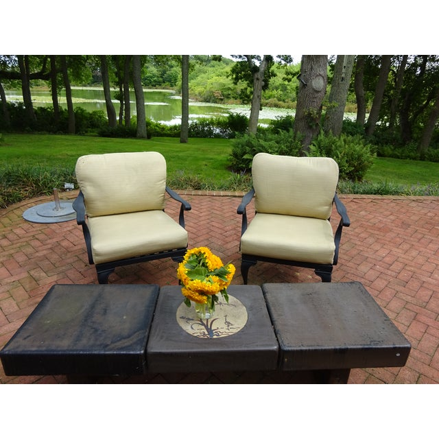 Patio Furniture For Living Room: Summer Classics Provance Outdoor Living Room Set