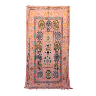 """Boujad Vintage Moroccan Rug, 6'1"""" x 10'10"""""""