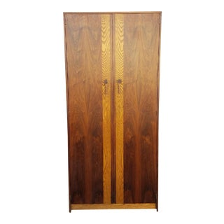 John Keal Mid-Century Gentleman's Closet Wardrobe