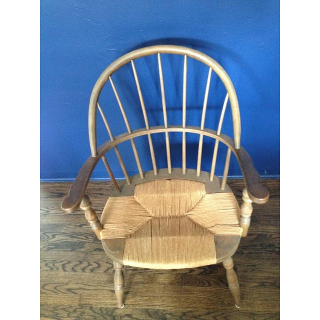 Image of Windsor Spindle Back Chair