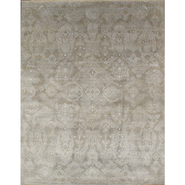 """Pasargad Transitional Collection Rug - 8' X 10'2"""" - Image 1 of 2"""