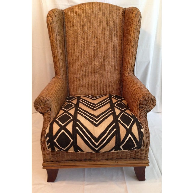 Oversize Padma Plantation Chair - Image 3 of 7