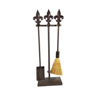 Fireplace Broom & Shovel Set