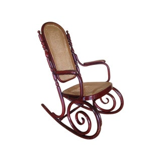 Thonet Rocking Chair No 7067