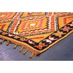 Image of Apadana - Vintage Yellow Moroccan Rug - 4' x 10'