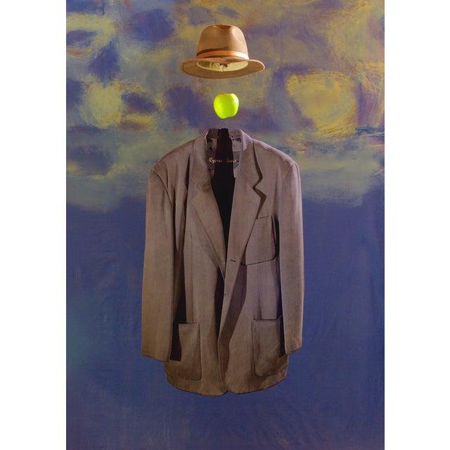 "Harvey Edwards ""Homage to Rene Magritte"" Photograph - Image 1 of 3"