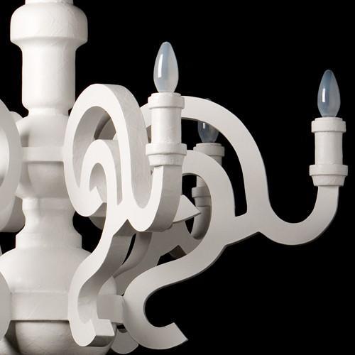 Image of Moooi Paper Chandelier