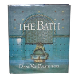 "Diane Von Furstenberg ""The Bath"" Signed Copy"