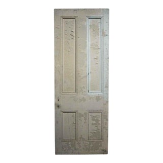 Vintage Distressed Four Panel Door
