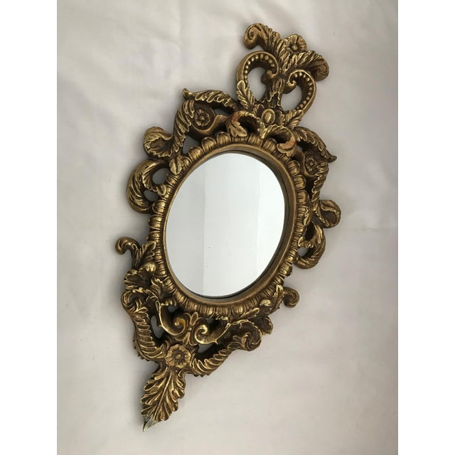French Baroque Gilt Mirrors - A Pair - Image 8 of 11