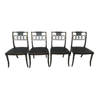 Baker Furniture Governor Alston Chairs - Set of 6