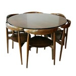 Image of Hans Wegner Danish Modern Dining Set