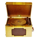 Vintage Andrea Gram 78 RPM Record Player