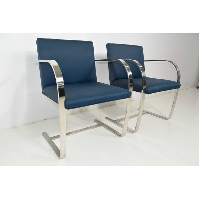Pair of Brno Chairs by Gordon International - Image 2 of 6