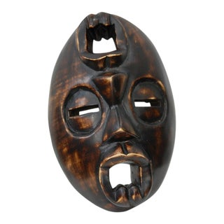 West African Two Face Mask