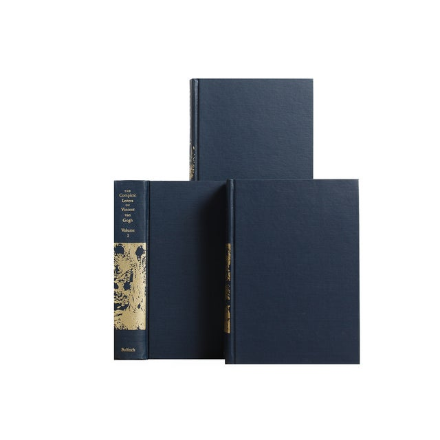 Image of The Letters of Van Gogh - Set of 3