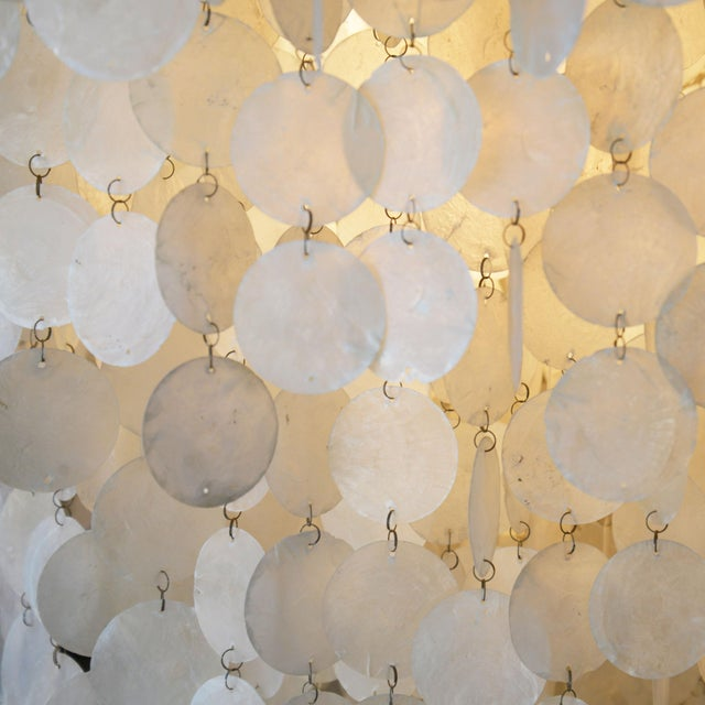 Image of 8DM Chandelier by Verner Panton