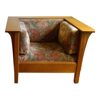 Stickley Prairie Mission Oak Chair