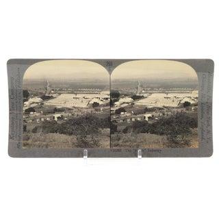 1920s Keystone Stereo Photo of Los Angeles
