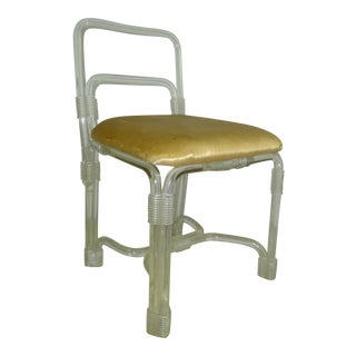 Grosfeld House Lucite Side Chair 1940s