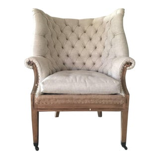 Restoration Hardware Deconstructed Wingback