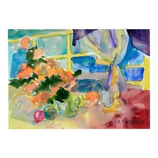 Fruit & Veg Still Life by Les Anderson
