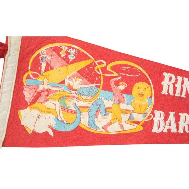 Ringling Bros and Barnum & Bailey Circus Flet Flag - Image 2 of 2