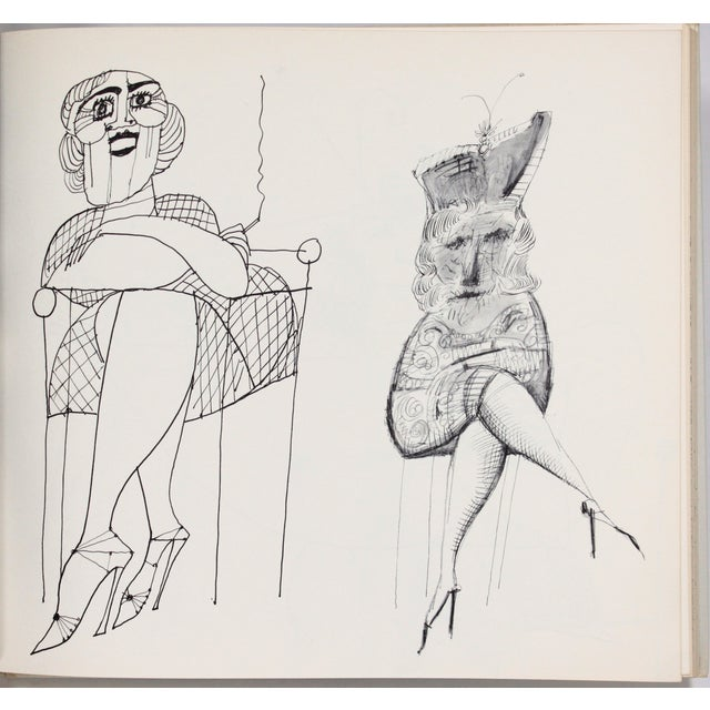 """""""The Labyrinth"""" 1st Ed. Book by Saul Steinberg - Image 6 of 11"""