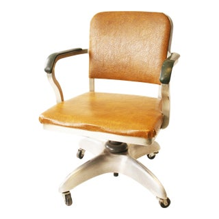 Vintage Goodform Industrial Swivel Office Chair