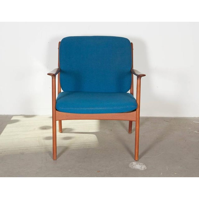 Danish Armchair by Ole Wancher - Image 4 of 5
