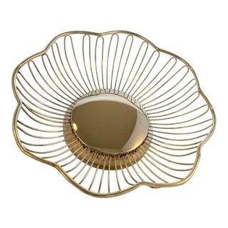Vintage International Silver Silverplate Bread Basket