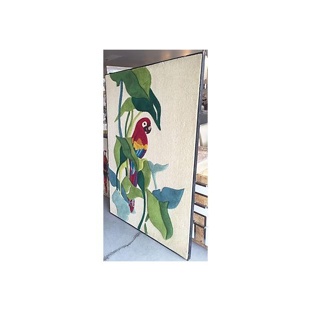 Parrot and Trees Tapestry - Image 3 of 8