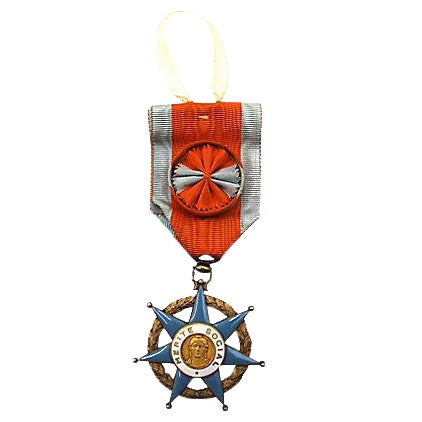 French Order of Social Merit Ornament - Image 1 of 3