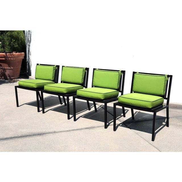 Van Keppel Green Patio Chairs - Set of 4 - Image 9 of 9