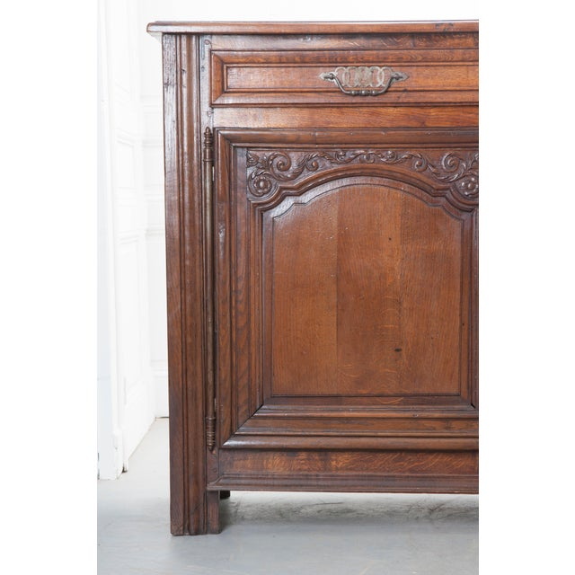 French 19th Century Oak Enfilade - Image 5 of 10