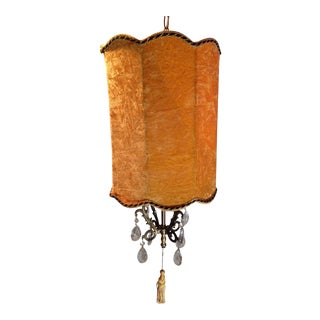 Hollywood Regency Pendant Light