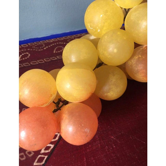 Orange and Yellow Marble Grapes - Image 3 of 5