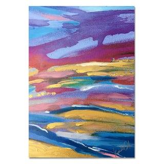Kandi Cota Beach Break 1 Limited Editon Canvas Print