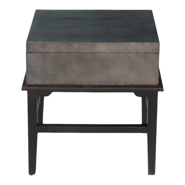 Sarreid Ltd. Afellay Side Table - Image 1 of 6