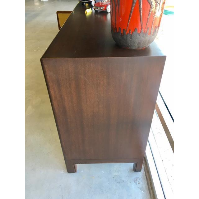 Brown Saltman Mid-Century Dresser Buffet Credenza - Image 9 of 11