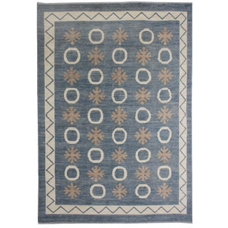 "Hand-Knotted Modern Rug by Aara Rugs - 10'5"" x 8'3"""