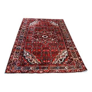 Hand Woven Persian Lilian Rug - 5″ × 7″